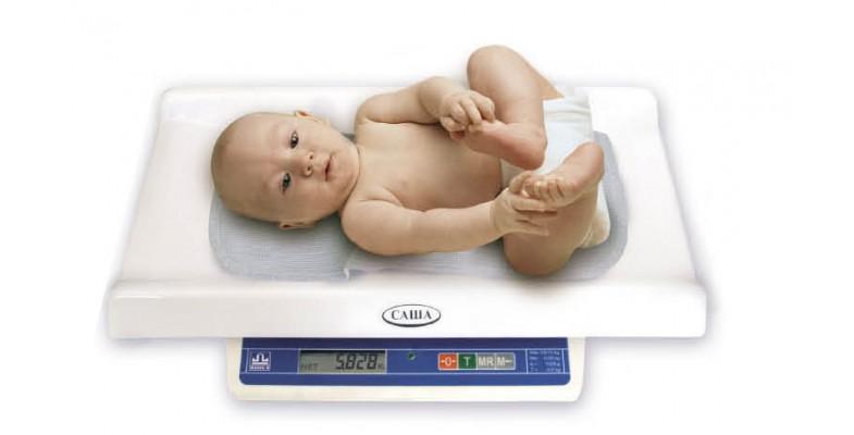 Прокат весов для новорожденных