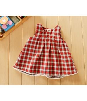 Платье нарядное, клетчатый Н&М р. 50,56